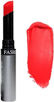 FC Logo fashion color Non transfer Lipstick (Lotus Red)