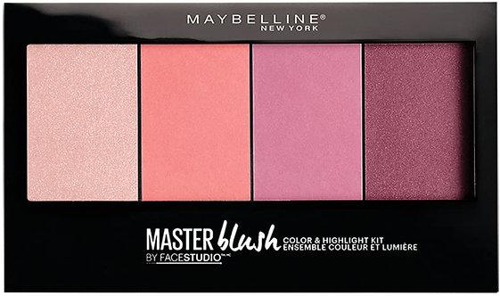 Maybelline New York face studio Master Blush Palette Pink,13.5g