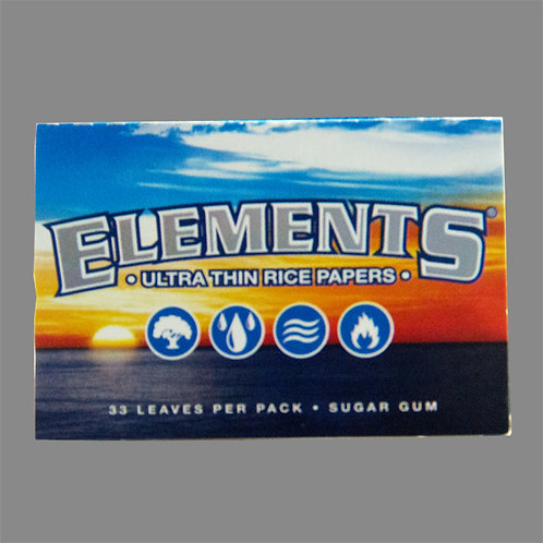 Elements Ultra Rice 1 1/2 BOX of 25