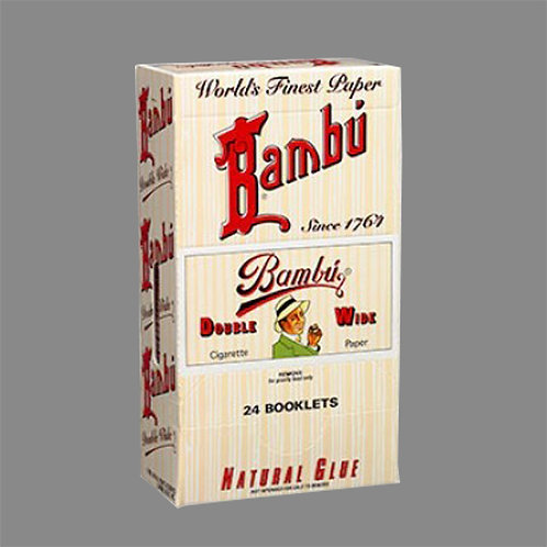 BAMBU DOUBLE WIDE BOX/24