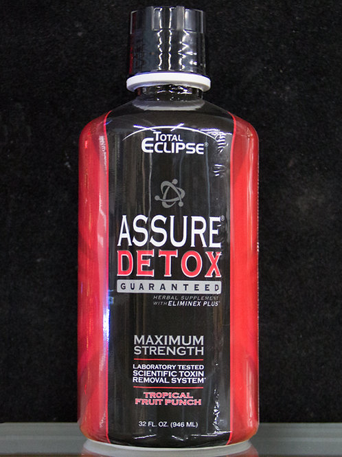 Total Eclipse Assure Detox Tropical Fruit Punch 32