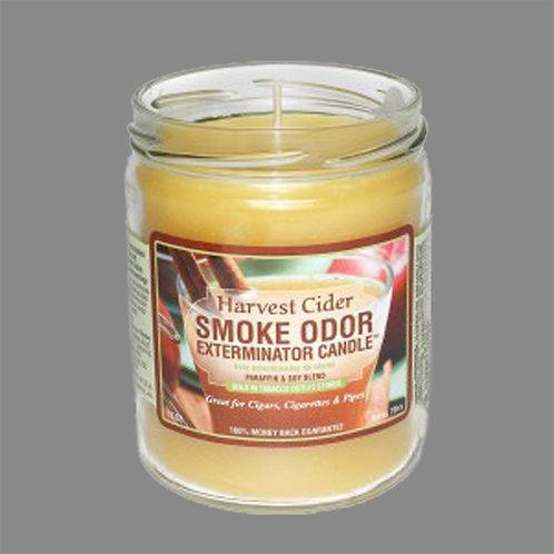 Smoke Odor Exterminator Candles - Harvest Cider