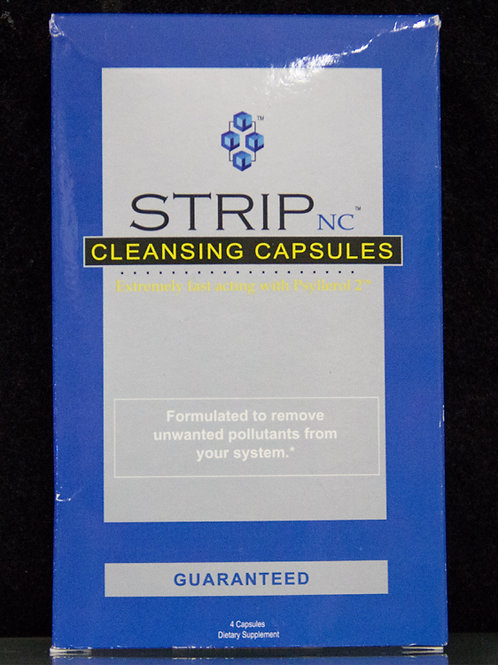Totally Clean Cleansing - 4 Capsules