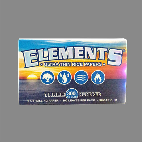 ELEMENTS Ultra Thin Rice Paper size 1 1/4