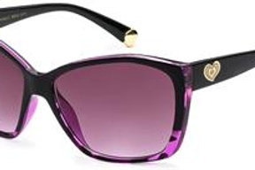 Romance Cat-Eye Sunglasses - Style # 8ROM90012