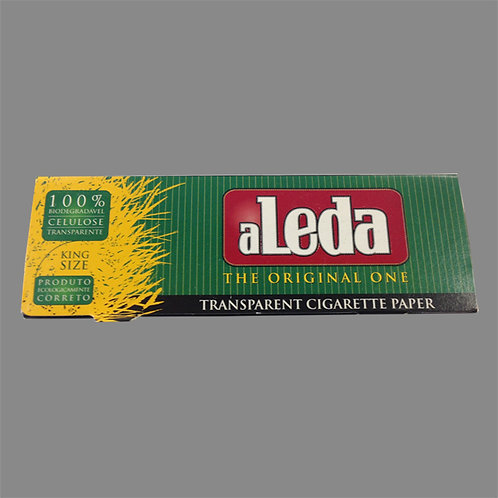 Aleda Clear Rolling Papers