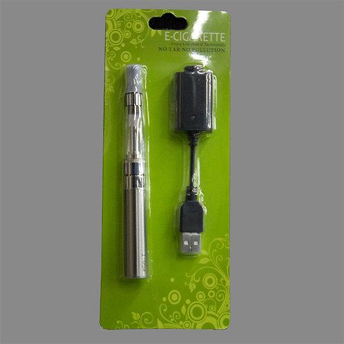 E - Cigarette Blister Starter Kit - Silver