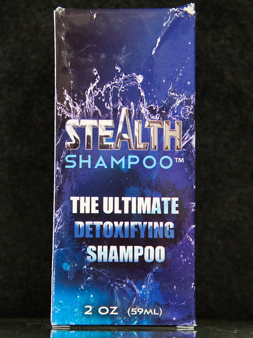 Total Stealth Shampoo