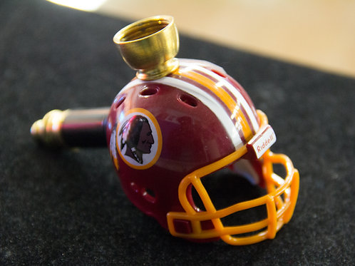 Washington Redskins Pipe