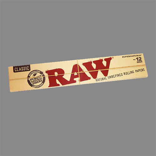 "RAW Supernatural 12"" Long 20/BOX"