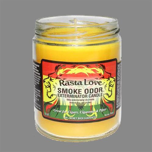 Smoke Odor Exterminator Candles - Rasta Love