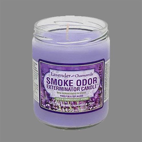 Smoke Odor Exterminator Candles - Lavender