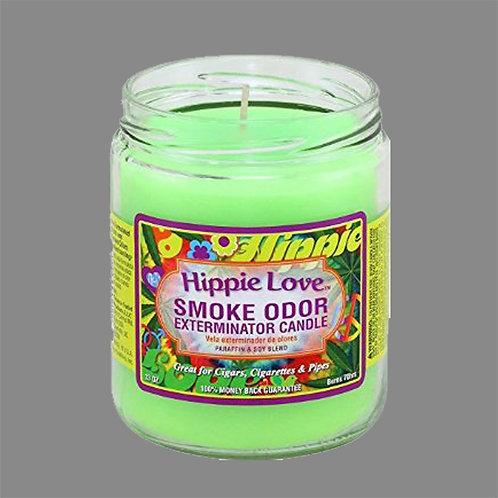 Smoke Odor Exterminator Candles - Hippie Love