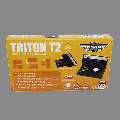 My Weigh 185 Triton 2 - 200g x 0.01g