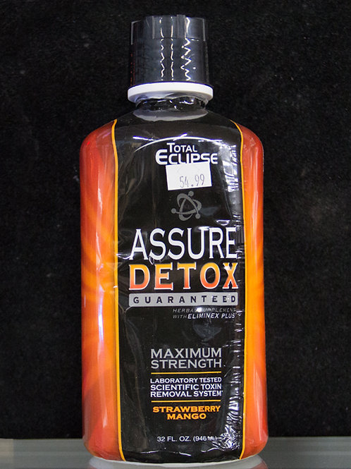Total Eclipse Assure Detox - Strawberry Mango 32oz