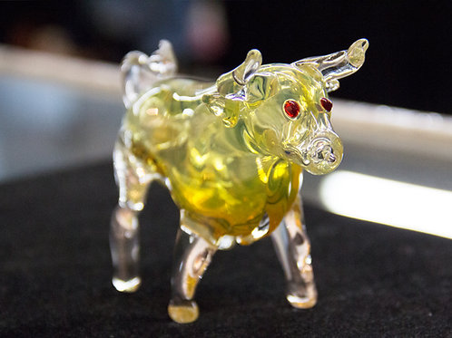 Bull Glass Pipe