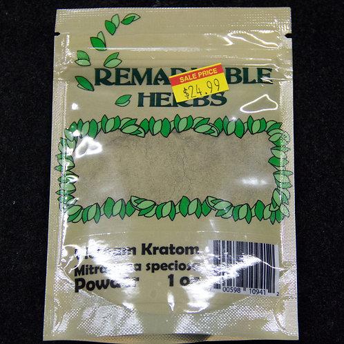 Remarkable Herb Kratom
