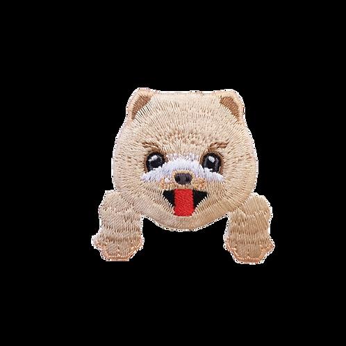 Pomeranian Dog Patch