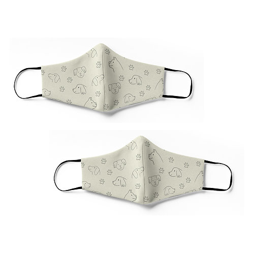 Bundle of 2 Reusable Face Mask