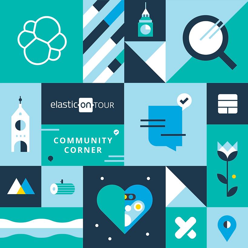 ESON Tour 2018 - Community Corner Wall -