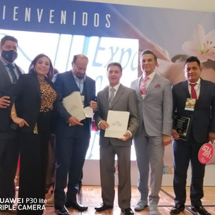 LA UNIVERSIDAD CME RECIBE UN RECONOCIMIENTO POR PARTE DE LA ASOCIACIÓN LATINOAMERICANA DE SPA