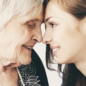Dar amor a quienes nos han dado todo…