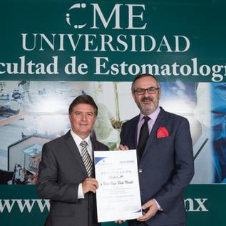 CME Universidad imparte la 1ª Certificación a nivel mundial Técnica SWLF