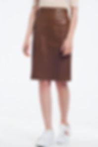 camel-faux-leather-pencil-skirt_VOC 590.
