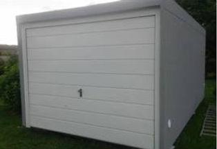 garaż betonowy