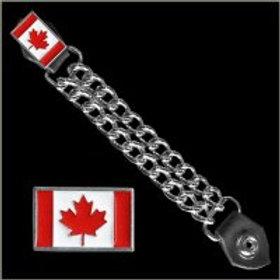 CANADA FLAG VEST EXTENDER