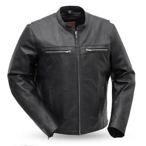 ROCKY LEATHER JACKET