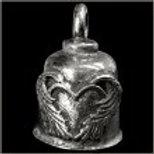 ANGEL WING HEART GREMLIN BELL