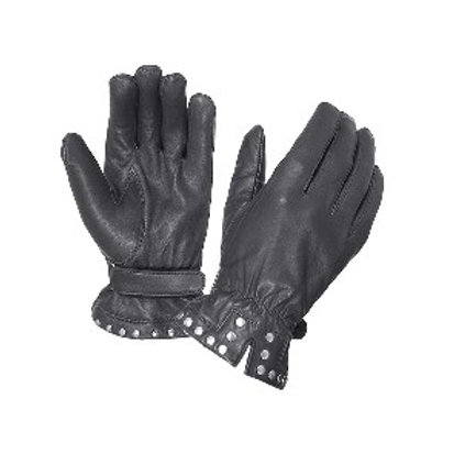 LADIES STUD GLOVE