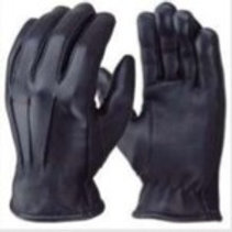 LADIES NAKED LEATHER GLOVES