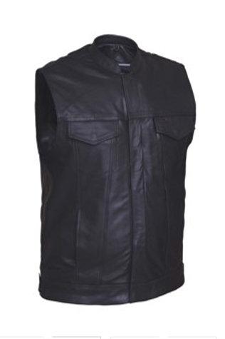 Mens PREMIUM Club Vest with collar