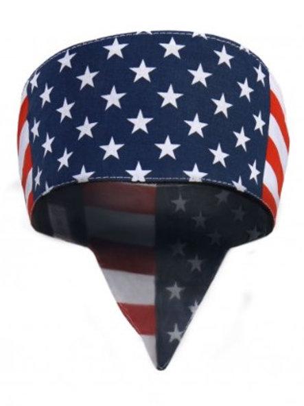 AMERICAN FLAG ROAD WRAP
