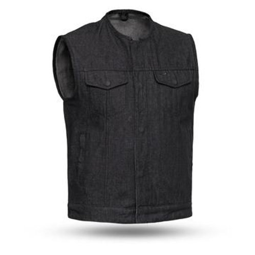 HAYWOOD DENIM VEST
