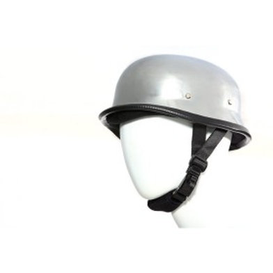 German Chrome Novelty Helmet