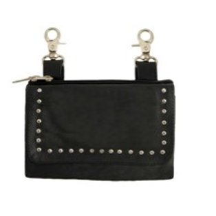 CLIP-ON BAG BLACK