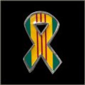 VIETNAM VETERAN RIBBON PIN