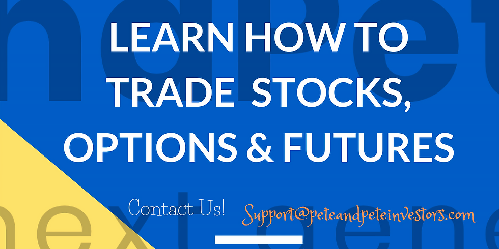 Stocks Trading Course