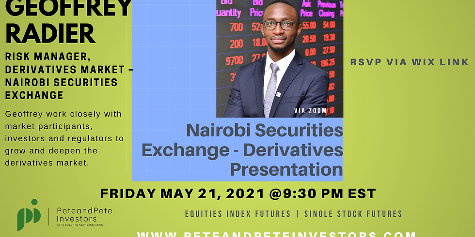 NEXT: Discover Opportunity in Derivatives Markets