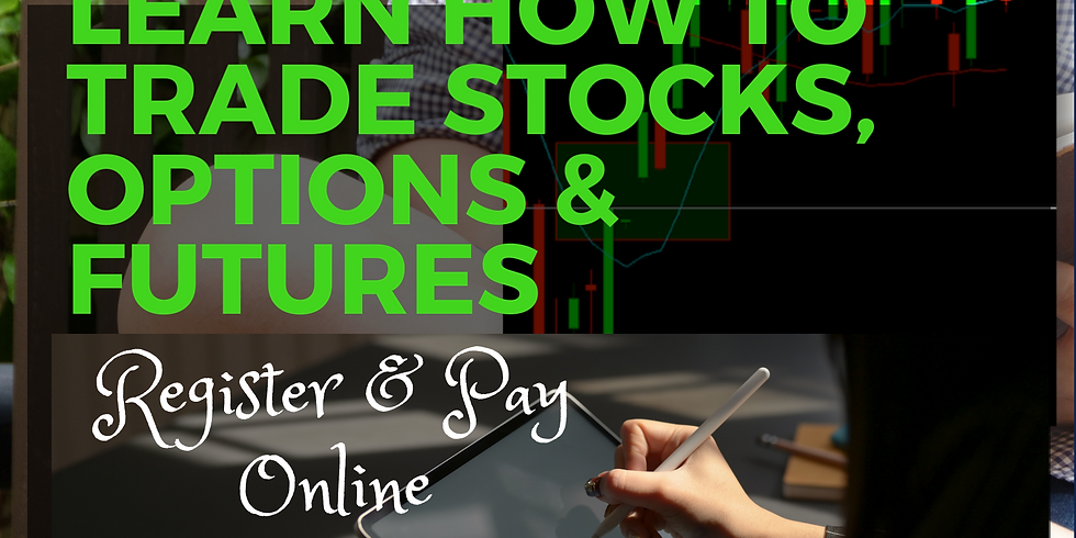 Stocks Trading Course | C3 | Session 1