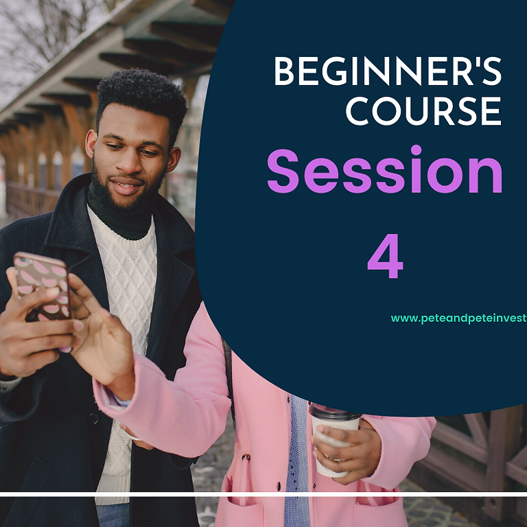 Beginner's Course   Stock Market   C1   Session 4