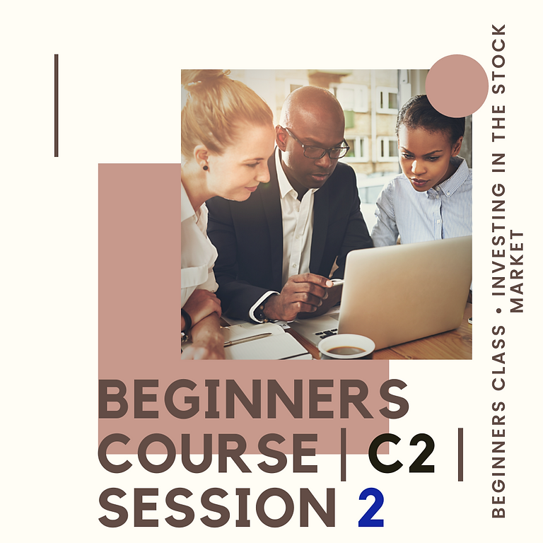 Beginners Course   C3   Session 2