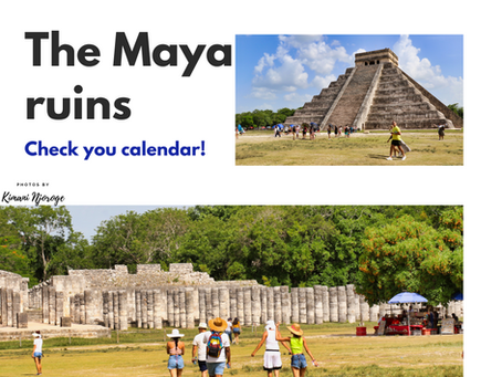 Check your Calendar!