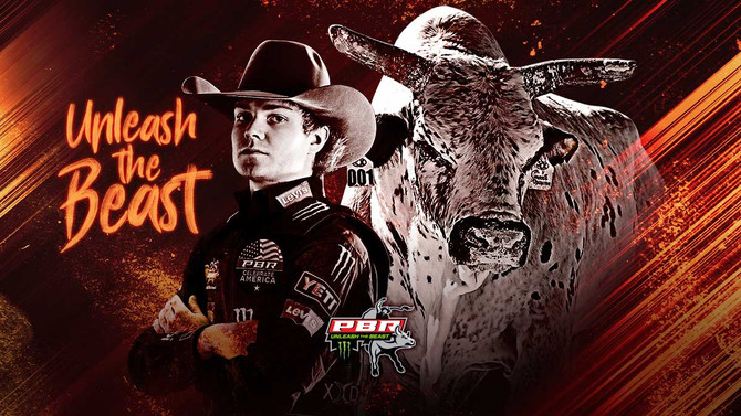 """2019 """"Unleash The Beast"""" tour for PBR to feature Game Changer MVP's """"Filter Fan Cam"""" technology all"""