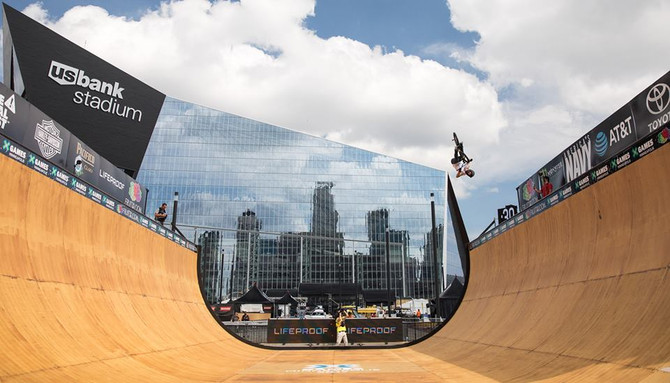 Game Changer MVP to provide enhanced fan experience for ESPN's X Games Minneapolis 2018