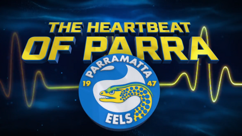 Game Changer MVP selected by Parramatta Eels of Australian National Rugby League to create full slat