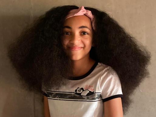 Ariana Myracle Anderson 03/06/09 turns 12